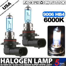 9006 Fog Light Bulb Details About 2 Pcs Hb4 9006 12v 100w Halogen Headlight Car Driving Fog Light Lamp Bulb 6000k