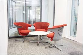 office seating area. A Seating Area In Shared Space Office