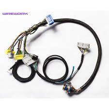 b series braided milspec engine harness wireworx Mil Spec Wiring Harness b series braided milspec engine harness mil spec custom wiring harnesses