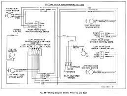 the wiring and switches how power windows work images how power electric windows and seats wiring diagram for 1955 chevrolet passenger