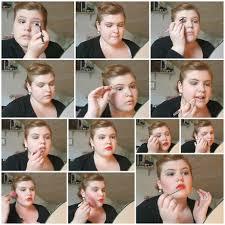 1950 s vixen diy pin up 50s make up makeup tutorial clic vine by natihasi