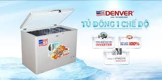 Denver Việt Nam - 🌹 🌹 🌹 Tủ đông 1 chế độ Denver được sản...