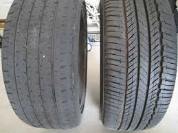 Tire Wear Patterns Extraordinary Understanding Tire Tread Wear Patterns And Causes AutomotiveWard