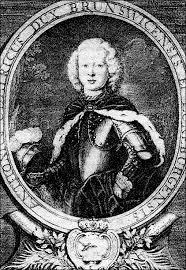 Duke Anthony Ulrich of Brunswick
