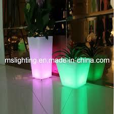 Flower Pot Light China Led Flowerpot Light Led Furniture China Lighted