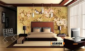 View in gallery Another look at the serene bedroom. by International Custom  Designs