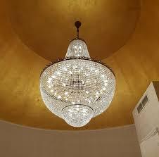 Xxl Große Kronleuchter Riesig Gross Lüster Antik Lampe Kristall