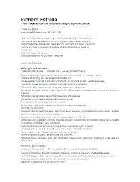 Usa Resume Sample Resume Template Indeed Canals Mays Landing