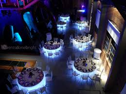 Under Table Lighting Under Table Lighting Adds A Special Wow Factor Light
