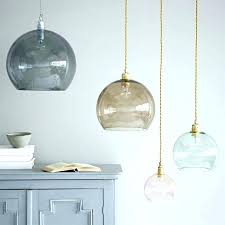 round glass pendant lights large light and clear for kitchen island kitche
