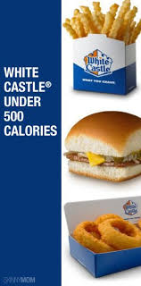 check out these food options under 500 calories from white castle