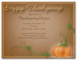 Free Thanksgiving Templates For Word Printable Happy Thanksgiving Invitation Template