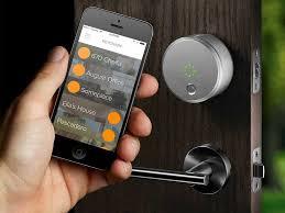 How To Unlock A Locked Door August Smart Lock Business Insider