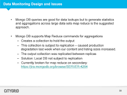 MongoDB: Scaling Citygrid's Places Platform - Prashanth Ramdas - Speaker  Deck
