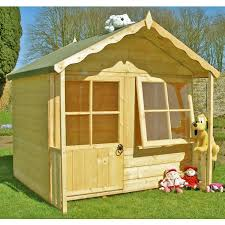 kitty playhouse children s wendy house