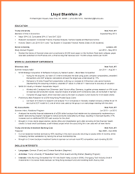 10 Curriculum Vitae For Bankers Bussines Proposal 2017