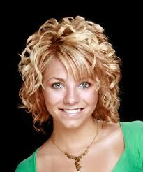 Medium Length Curly Haircuts Popular Long Hairstyle Idea
