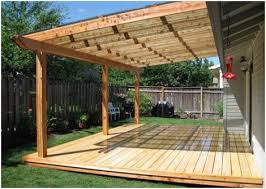 covered wood patio covers8 wood