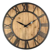 large metal wall clocks metal wall clock large brass handmade extra