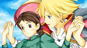 Howl's Moving Castle 640x960 iPhone 4 ...