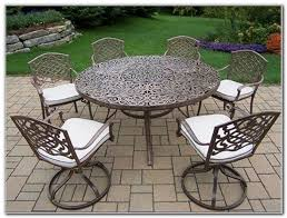 60 inch round glass patio table patios home furniture ideas