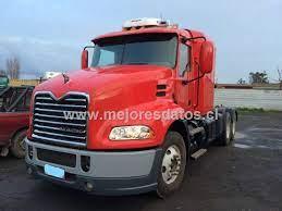 Concepción Mack CXU 613 año 2018, motor MP8 cajaMdrive 6x4. años 2018, .  Sólo reales interesados cesión leasing Camiones