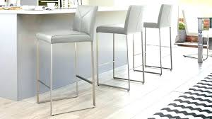 white leather bar bar stool leather cool grey real leather white leather bar stool with arms