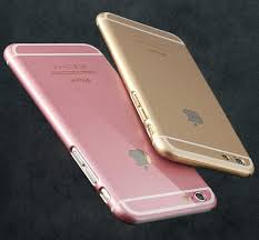 iphone 6 rose gold. cool rose gold ultra thin luxury 6s matte pc hard full cover case for iphone 6 plus 4 4s 5 5s spigen cell phone cases tough from so_good