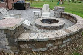 Small Picture Seat Wall Design and Installation in Appleton WI