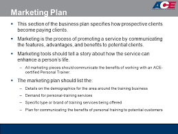 Personal Trainer Business Plans Ace Personal Trainer Manual 4th Edition Chapter 18 Ppt Video