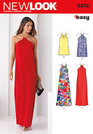 Draw Major Attention With This Easy To Wear Easy To Sew Maxi