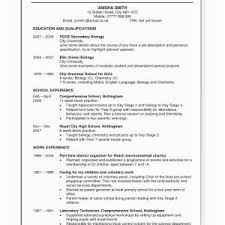 Attorney Resume Fresh Resume Skills Usa Examples Skills Based Resume