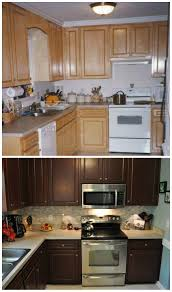Rust Oleum Cabinet Transformation Rust Oleum Cabinet Transformationr Before And After Home