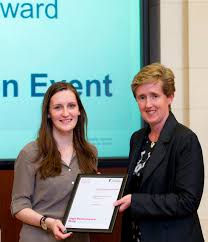 Georgina Pearce wins the High Performance prize, supported by ...