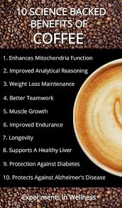 Promotes weight loss drinking a cup of black coffee 30 minutes before your workouts can. 10 Science Backed Benefits Of Coffee Experiments In Wellness Coffee Benefits Black Coffee Benefits Coffee Health