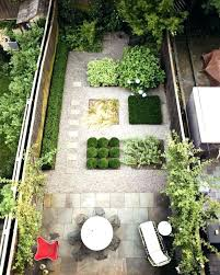 small townhouse patio ideas pea gravel backyard garden house plans for homes home tow floor plans for patio homes