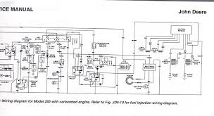 john deere wiring schematics and here's the recoil start schematic John Deere 1020 Wiring Diagram service manual wiring diagram for model 285 with carbureted engine john deere wiring diagram free john john deere 1020 alternator wiring diagram