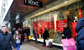 UK shoppers to spend 27% less than last year in Boxing Day sales | Retail  industry