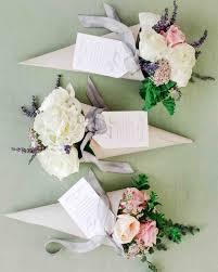 paper cones wedding. a garden-inspired d.c. wedding with an urban marketplace reception | martha stewart weddings paper cones