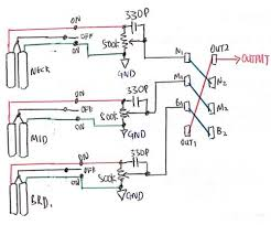 hhh strat wiring fender stratocaster guitar forum