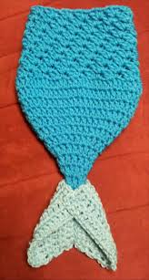 Crochet Mermaid Tail Pattern Free Beauteous 48 Free Crochet Mermaid Tail Blanket Patterns DIY Crafts