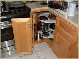 how to install corner cabinet doors kitchen designs