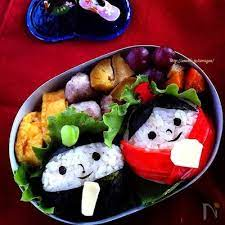 ひな祭り 弁当