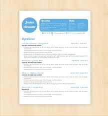 Cv Design Templates Word Premium Resume Templates 28 Minimal