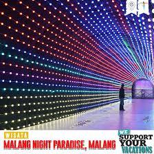 paradise garden lighting spectacular effects. Malang Night Paradise \u2013 Wisata Hits Terbaru Bernuansa Romantis Garden Lighting Spectacular Effects