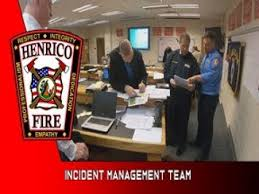 Fire Special Teams Incident Management Team