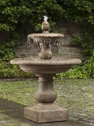 fountain garden. Caterina Fountain Garden H