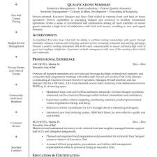 Chef Cover Letter Template For A Cover Letter For A Resume Copy Chef Cover Letters 6