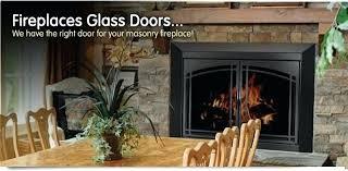fireplace glass doors excellent reserve fireplace glass door fireplace doors for