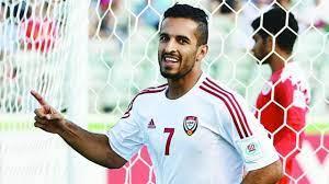 علي مبخوت: لا أعرف عدد أهدافي مع الإمارات